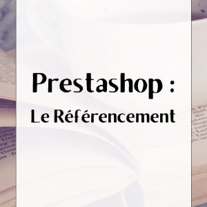 Documentation Prestashop