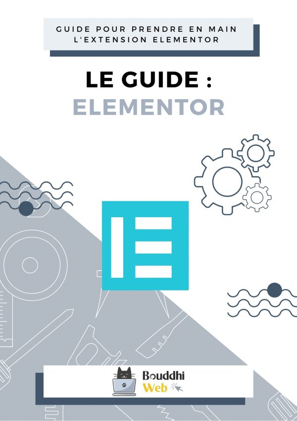 Couverture- Guide Elementor